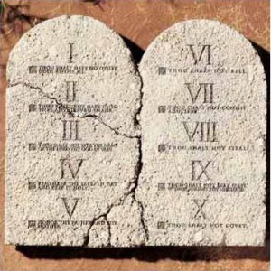 10 commandments of carpet care